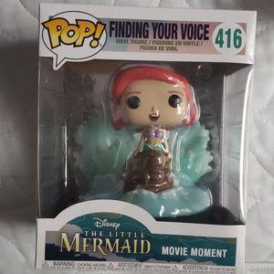 Funko little mermaid